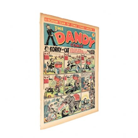The Dandy Comic No 182 May 24th 1941 D.C. Thomson